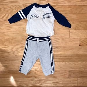 Ralph Lauren boys 9month outfit